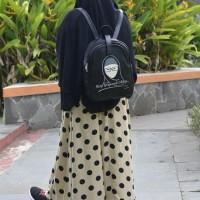 Backpack Tas Wanita Islami - Ransel Muslimah Punggung Murah AFA8171