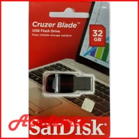 SANDISK USB FLASHDISK 32GB CRUZER BLADE 32 GB FLASH DISK ORIGINAL