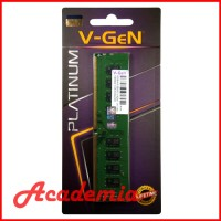 RAM DDR4 V-GeN 8GB PC19200/2400Mhz Long Dimm Memory Komputer PC VGEN