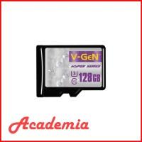 Vgen Micro SD 128 GB HYPER 4K MicroSD V-GeN 128GB Adaptor
