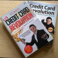 BUKU CREDIT CARD REVOLUTION EDISI 1 & 2 + E BOOK KARTU KREDIT