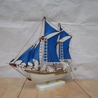 Home-made Miniatur kapal pinisi LIMITED Edition