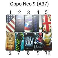 Casing HP Hard Oppo Neo 9 Back Hard Hard back Neo9 A37 Terbaru