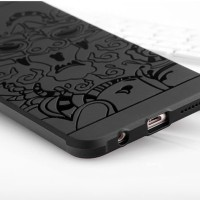 Casing HP Cocose Dragon Oppo F1 Plus R9 Original TPU Back Case Terbar