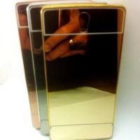Casing HP OPPO FIND 5 MINI R827 Aluminum Bumper Mirror Plating Hard b
