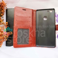 New Casing HP Wallet Vivo V7 PLUS Leather Flip