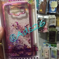New Casing HP Water Glitter Shinning Chrome Vivo V5 3D Soft Silikon S