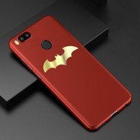 New Casing HP BATMAN MAGNETIC VIVO V7 MOTIF BABY SKIN BATMAN VIVO V7