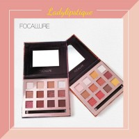 Focallure 12 Color Eyeshadow Burning / Sunset Pallete Original