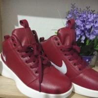 Sepatu wanita nike kulit 716-1 sneakers kets