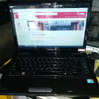 Laptop TOSHIBA L510 Core i3