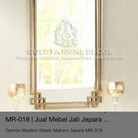 Mirror cermin,pigura minimalis