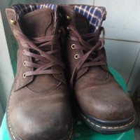 Sepatu Jim Joker Jeruk 1B Boots | Coffe Men | Size 43