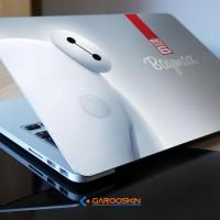 Stiker Notebook HP (Hewled Packard) 10 Inch Baymax Custom