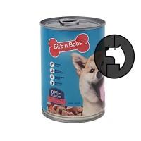 bits n bobs 375 gr dog beef flavour