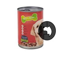 bits n bobs 375 gr dog chicken flavour