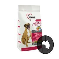 1st choice 2.72 kg dog sensitive skin and coat all breeds maintenance