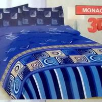 BED COVER SET MONACO BONITA DISPERSE 180X200 KING SIZE