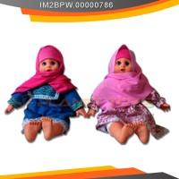 Harga mainan bo boneka hijab anisa perfumed suara dan | Pembandingharga.com