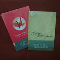 Novel Sapardi Djoko Damono (Hujan Bulan Juni dan Pinkan Melipat Jarak)
