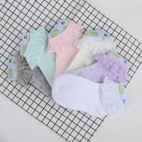 Kaus kaki anak renda Kaos kaki bayi cantik