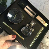 PAKET MAKE UP YSL/ PAKET KOSMETIK YVES SAINT LAURENT ORIGINAL