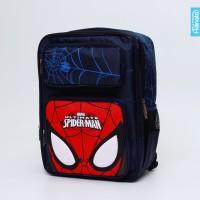 Spiderman Mask Db Rucksack L - Adinata / Tas sekolah ransel anak / Bag