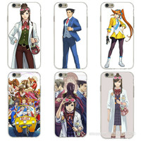 Phoenix wright case 3 hp xiaomi, oppo, iphone, samsung, vivo, huawei