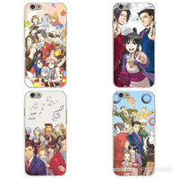 Phoenix wright case 4 hp xiaomi, oppo, iphone, samsung, vivo, huawei