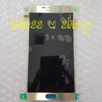 lcd samsung note 5 gold original