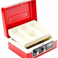 Cashbox SR 15 Brankas kotak penyimpanan safetybox