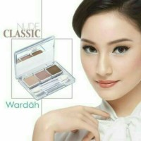 |On Sale| Wardah Eyeshadow Seri G dan Clasic Nude