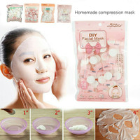 BEAUTY COMPRESSED MASK - MASKER KOMPRES TABLET IMPORT