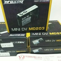 MINI DV MD203 USER'S MANUAL PROSPY CAMERA
