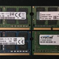 RAM Laptop 8GB DDR3L (Low voltage)Like New / Bekas