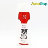 M-Pets - 2 in 1 shampoo 250ml