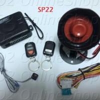 Alarm mobil Silicon Alarm mobil Universal merek silicon Alarm mob