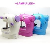 Lizzy katalog terbaru Mesin Jahit Mini Portable Alfa JYSM-202 Lampu LE