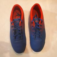 Sepatu futsal Legas Blue electric (bekas)