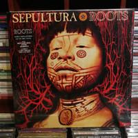 LP Sepultura - Roots Album Vinyl Piringan Hitam (2LP)