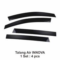 TALANG AIR / DOOR VISOR INNOVA – INJECTION HIGH QUALITY