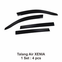 TALANG AIR / DOOR VISOR for XENIA INJECTION HIGH QUALITY