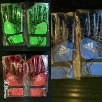 (Sale) Sarung Tangan Kiper / Gloves Adidas Predator Grade ORI Import