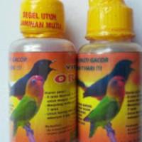 Vitamin Burung Lovebird Vit Orange 30 ml supaya gacor