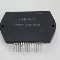 STK465 STK 465 STEREO POWER AMPLIFIER ORIGINAL