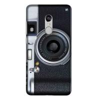 Unique Camera 1 Casing Custom Case Xiaomi Redmi Note 4 / 4X