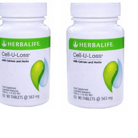 HERBALIFE/F1 SHAKE TOSERASERA ORIGINAL 1000% ----( 2 CELL U LOSS )