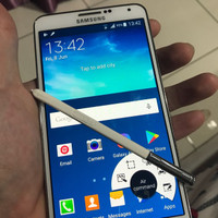 Samsung Galaxy Note 3 SM-N900 WHITE 3 GB/ 32 GB Second Preloved
