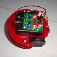 Paket Robot Light Follower Analog