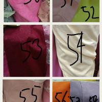 Sprei kain king koil 180x200x30 pilih warna